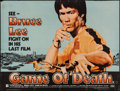 "Movie Posters:Action, Game of Death (Columbia, 1979). British Quad (30"" X 40""). Action....."