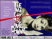 "Tie Me Up! Tie Me Down! (Enterprise Pictures, 1990). British Quad (30"" X 40""). Foreign"