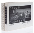 Photographs:20th Century, Josef Sudek (Czechoslovakian, 1896-1976). Prague Panoramic,1992, and Praha Panoramaticka, 1959 (two books). Har...(Total: 2 Items)