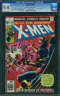 X-Men #106 (Marvel, 1977) CGC NM 9.4 Off-white to white pages