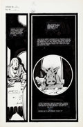 Original Comic Art:Panel Pages, Dave Sim Cerebus #26 Page 10 Original Art(Aardvark-Vanaheim, 1981)....