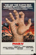 "Movie Posters:Horror, Phase IV (Paramount, 1974). One Sheet (27"" X 41""). Horror.. ..."