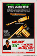 """Movie Posters:James Bond, The Man with the Golden Gun (United Artists, 1974). One Sheet (27""""X 41"""") Advance. James Bond.. ..."""