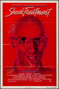 "Movie Posters:Rock and Roll, Shock Treatment (20th Century Fox, 1981). Autographed One Sheet(27"" X 41""). Rock and Roll.. ..."