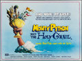 """Movie Posters:Comedy, Monty Python and the Holy Grail (EMI Film, 1975). British Quad (30"""" X 39.75""""). Comedy.. ..."""