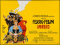 "Movie Posters:Foreign, Amarcord (Warner Brothers, 1974). British Quad (30"" X 40""). Foreign.. ..."