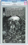Modern Age (1980-Present):Horror, Walking Dead #1 Wizard World Minneapolis Sketch Edition (Image,2015) CGC NM/MT 9.8 White pages....