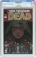 Modern Age (1980-Present):Horror, Walking Dead #1 Wizard World Sacramento Edition (Image, 2015) CGCNM/MT 9.8 White pages....