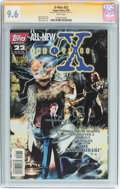 Modern Age (1980-Present):Science Fiction, X-Files #22 Signature Series (Topps Comics, 1996) CGC NM+ 9.6 Whitepages....