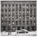 Photographs:Gelatin Silver, Ormond Gigli (American, b. 1925). Girls in the Window, New York City, 1960. Gelatin silver, printed later. 23-1/2 x 23-7...