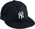 Baseball Collectibles:Hats, 1980's Dave Righetti Game Worn Cap. ...