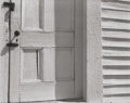 Photographs, Edward Weston (American, 1886-1958). Church Door, Hornitos, 1940. Gelatin silver, printed later by Cole Weston. 7-1/2 x ...