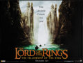 """Movie Posters:Fantasy, The Lord of the Rings: The Two Towers (New Line, 2002). BritishQuad (30"""" X 40"""") Advance. Fantasy.. ..."""