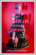 "Movie Posters:Rock and Roll, The Rocky Horror Picture Show (20th Century Fox, R-1985). 10thAnniversary One Sheet (27"" X 41"") & Convention Poster (16"" X... (Total: 2 Items)"