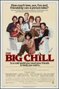 """Movie Posters:Comedy, The Big Chill (Columbia, 1983). One Sheet (27"""" X 41""""). Comedy.. ..."""