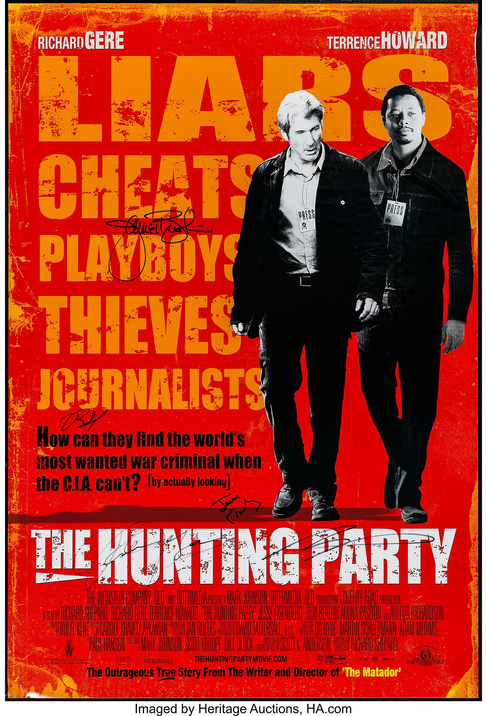Search: The Hunting Party [54 790 231]