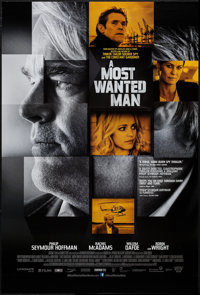 """A Most Wanted Man (Lions Gate, 2014). One Sheets (25) Identical (27"""" X 40"""") DS. Crime. ... (Total: 25 Items)"""