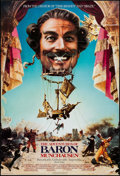 "Movie Posters:Adventure, The Adventures of Baron Munchausen (Columbia, 1988). One Sheet (27""X 41""). Adventure.. ..."
