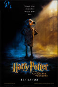 """Movie Posters:Fantasy, Harry Potter and the Chamber of Secrets (Warner Brothers, 2002). One Sheet (27"""" X 41"""") DS Dobby Advance. Fantasy.. ..."""