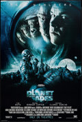 """Movie Posters:Science Fiction, Planet of the Apes (20th Century Fox, 2001). One Sheet & International One Sheet (27"""" X 40"""") SS & DS Advance Style C. Scienc... (Total: 2 Items)"""