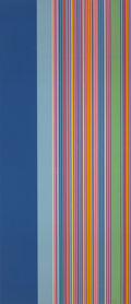 Prints:Contemporary, Gene Davis (1920-1985). Yankee Doodle, 1969. Screenprint incolors. 78 x 33-1/2 inches (198.1 x 85.1 cm) (image). Ed. 42...