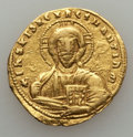 Ancients:Byzantine, Ancients: John I Tzimisces (969-976). AV histamenon nomisma (4.03gm)....