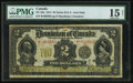 Canadian Currency: , DC-22e $2 1914. ...