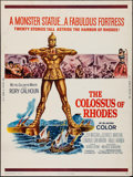 "Movie Posters:Adventure, The Colossus of Rhodes & Other Lot (MGM, 1961). Posters (2)(30"" X 40""). Adventure.. ... (Total: 2 Items)"