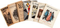 Magazines:Miscellaneous, Miscellaneous Vintage Magazines Group of 7 (Various Publishers,1932-59).... (Total: 7 Comic Books)