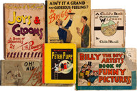 Platinum Age Group of 6 (No Publisher, 1910s) Condition: Average FR.... (Total: 6 Comic Books)