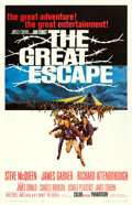 "Movie Posters:War, The Great Escape (United Artists, 1963). One Sheet (27"" X 41"")Frank McCarthy Artwork.. ..."