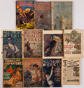 Books:Periodicals, [Periodicals.] Edgar Rice Burroughs. Group of Eleven CollectedSerializations. New York: 1913-1942.... (Total: 11 Items)