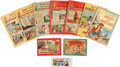 Golden Age (1938-1955):Miscellaneous, Promotional Comics Group of 10 (Various Publishers, 1950s-83) Condition: Average FN.... (Total: 10 Comic Books)