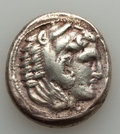 Ancients:Greek, Ancients: MACEDONIAN KINGDOM. Alexander III the Great (336-323 BC).Lot of two AR tetradrachms.... (Total: 2 coins)