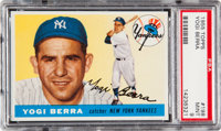 1955 Topps Yogi Berra #198 PSA Mint 9 - None Higher