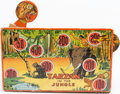 Books:Children's Books, [Toys]. Tarzan in the Jungle Target Shooting Game. New York:Stephen Slesinger, Inc., 1935....
