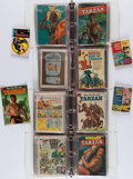 Books:Comics - Silver Age, [Tarzan]. Large Lot of Approximately 733 Dell and Golden KeyComics. Circa 1950-1972... (Total: 13 Items)