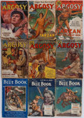 Books:Periodicals, [Periodicals.] Edgar Rice Burroughs. Group of Fifty-TwoMiscellaneous Pulp Magazines. New York: 1922-1938.... (Total: 52Items)