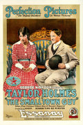 "Movie Posters:Comedy, The Small Town Guy (Essanay, 1917). One Sheet (27"" X 41"").. ..."