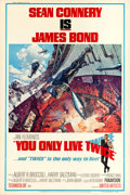 "Movie Posters:James Bond, You Only Live Twice (United Artists, 1967). Poster (40"" X 60"")Robert McGinnis Artwork.. ..."