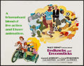 """Movie Posters:Animation, Bedknobs and Broomsticks (Buena Vista, R-1979). Half Sheet (22"""" X 28""""). Animation.. ..."""