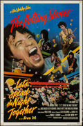 "Movie Posters:Rock and Roll, Let's Spend the Night Together (Embassy, 1983). One Sheet (27"" X 41""). Rock and Roll.. ..."