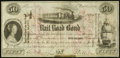 Obsoletes By State:Ohio, Newark, OH- Columbus & Lake Erie Rail Road Co. $50 Oct. 1,1850...