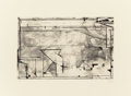 Prints:Contemporary, Richard Diebenkorn (1922-1993). Untitled #2, #4, #5, and#6 (four works), 1992-93. Lithographs on Hahnemühle German... (Total: 4 Items)