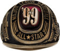 Baseball Collectibles:Others, 1999 Boston Red Sox Fenway Park All-Star Game Lady's Ring....