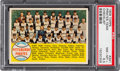 Baseball Cards:Singles (1950-1959), 1958 Topps Pittsburgh Pirates #341 PSA NM-MT 8.5. ...