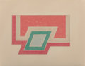 Prints:Contemporary, Frank Stella (b. 1936). Conway, from EccentricPolygons, 1974. Lithograph and screenprint in colors on Archespaper...