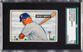 Baseball Cards:Singles (1950-1959), 1951 Bowman Mickey Mantle #253 SGC 70 EX+ 5.5....