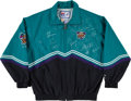 Football Collectibles:Uniforms, 1996 Green Bay Packers Team Signed Super Bowl XXXI Jacket....