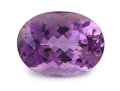 Gems:Faceted, Gemstone: Ametrine - 18.13 Ct.. Brazil. 20.2 x 15 x 10.6mm. ...